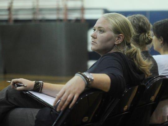 Katie Drews begins her third season as head coach of