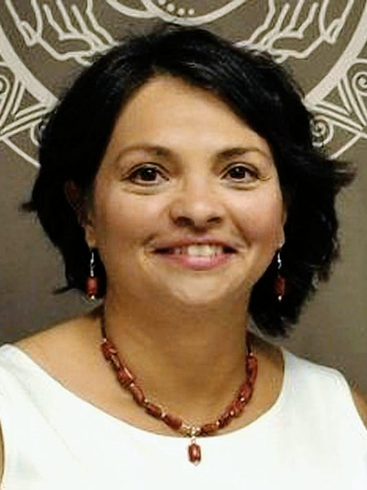 Dr. Cynthia E. Orozco, chair of the History, Humanities and Social Sciences at ENMU-Ruidoso.
