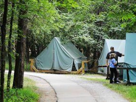 Boxwell Scout Reservation will be the site of a Boy