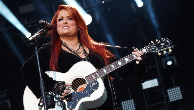 Wynonna Judd, seen performing during the 2015 CMA Festival.