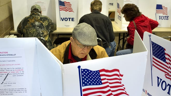 A proposal in the state Legislature would eliminate straight-party voting in Michgian but it has met with criticism from Democrats who consider it a form of voter suppression.