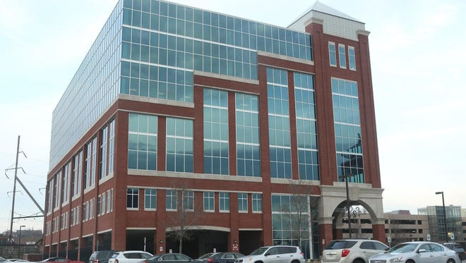 Navient is headquartered at the Star building at 123 Justison St. in Wilmington.