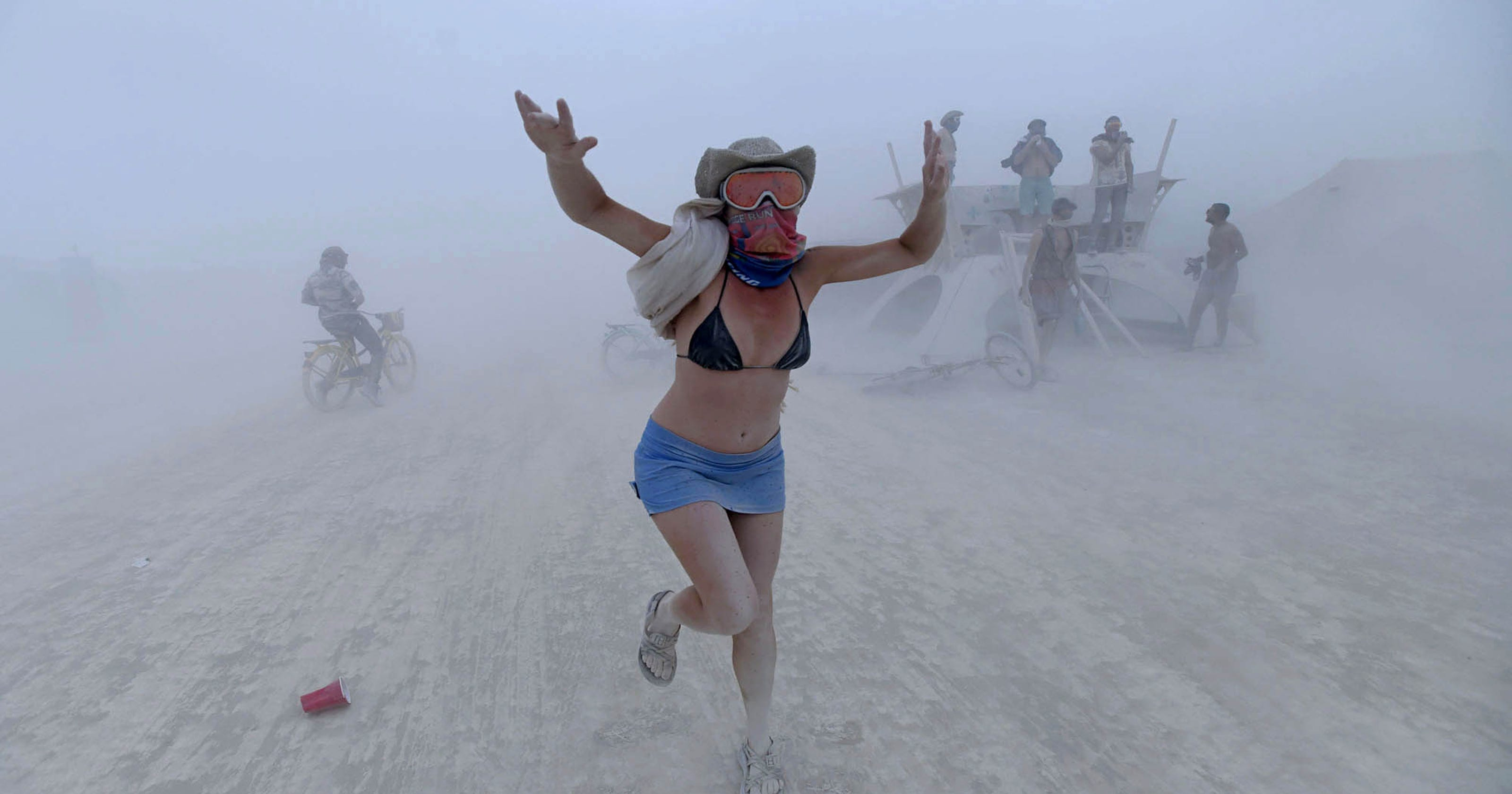 Burning Man tickets sold out? Here's what to do
