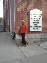 On Nov. 1 the Rev. Lisa Hammonds will complete her