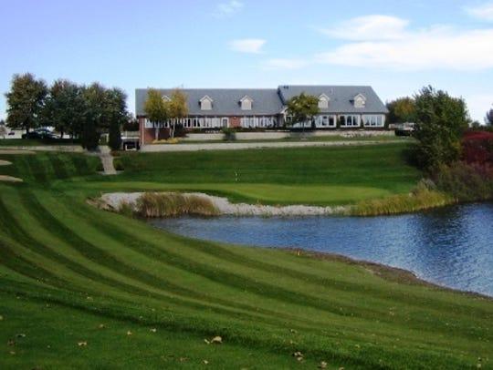 Greystone golf course in Washington.