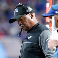 Jim Caldwell's Detroit Lions tenure spoke for itself: New captain needed