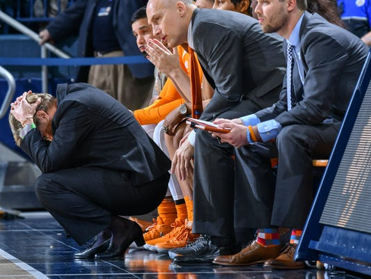 NCAA Womens Basketball: Tennessee at Notre Dame