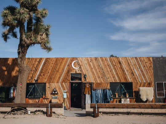 Moon Wind Trading Co., in Flamingo Heights