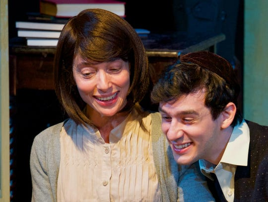Naama Potok (The Women), and Max Wolkowitz (Asher Lev)
