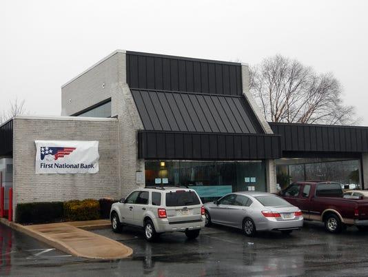 First National-Metro bank merger