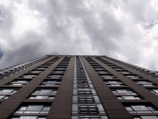 Trump Tower Condominium in White Plains.