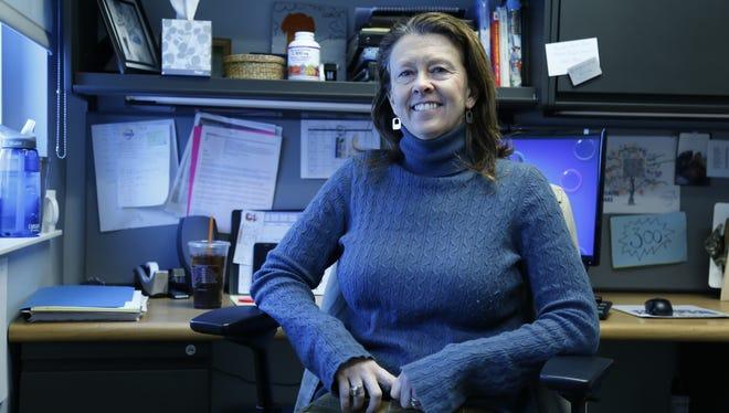 Ithaca College head women's soccer coach Mindy Quigg.