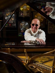 Paul Shaffer provided an eclectic mix of tunes with