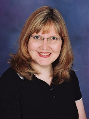 MaryJanice Davidson, author of the Betsy the Vampire Queen series.