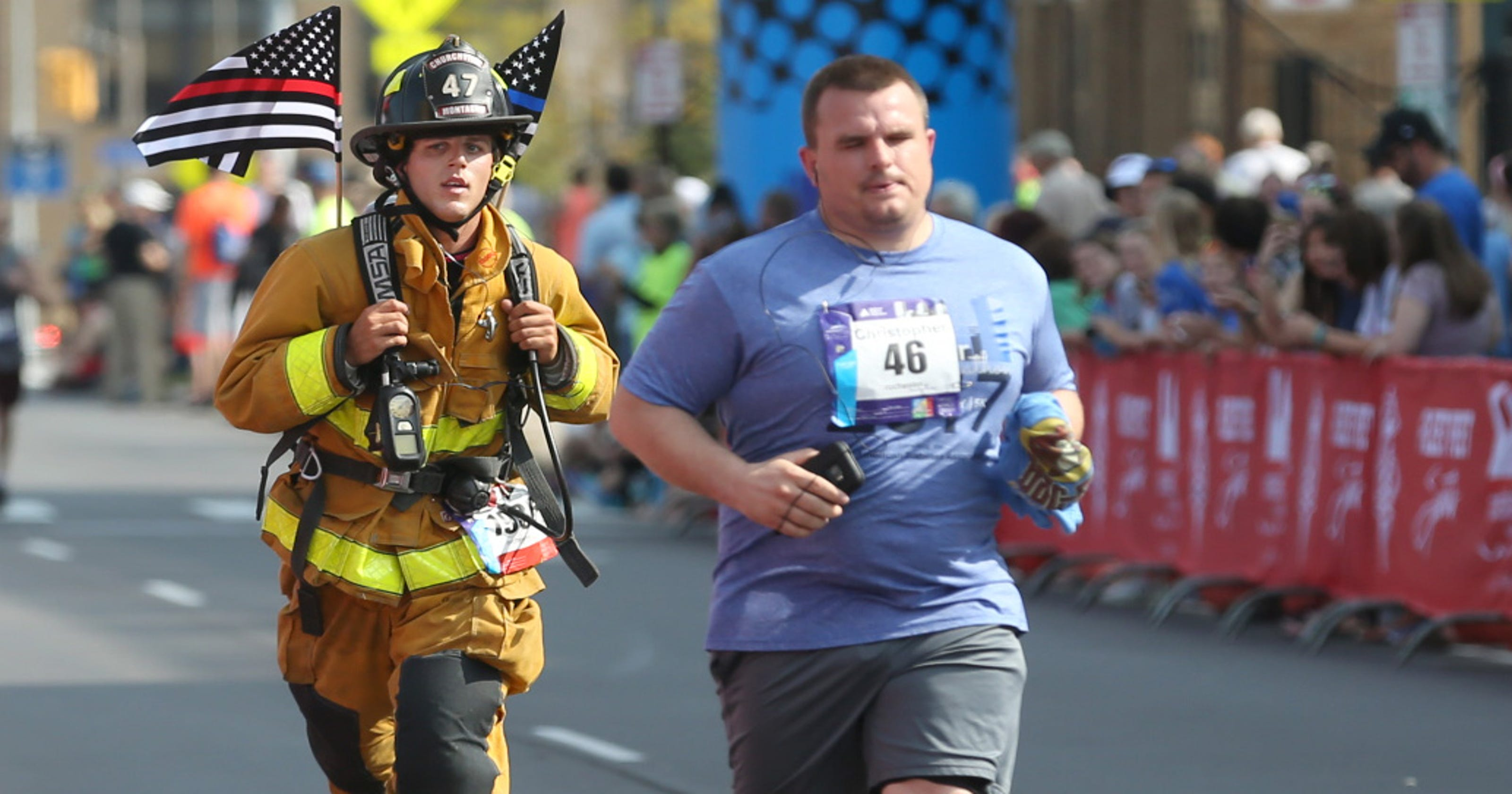 fafc9b7b3a 5K race to benefit local first responders with PTSD