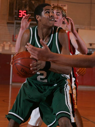 Keith Thomas was a standout for Yorktown High School