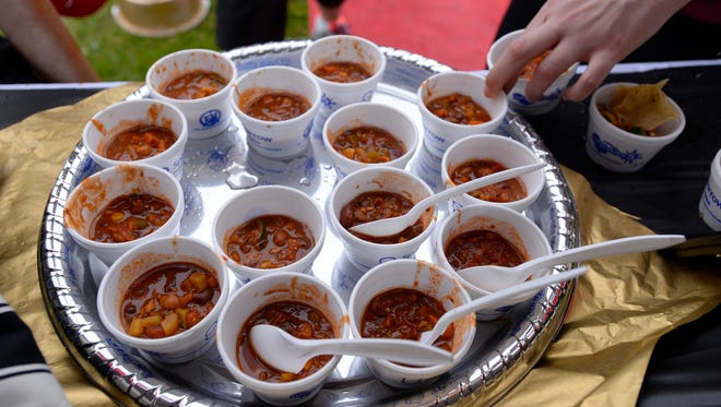 The 21st annual BWL Chili Cook-off is set for this fall at Lansing's  Adado Riverfront Park.