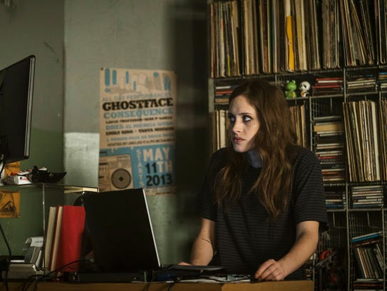 Carly Chaikin as Darlene on USA's 'Mr. Robot.'