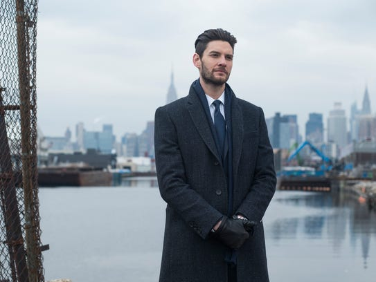 Ben Barnes as Billy Russo as Marvel's The Punisher