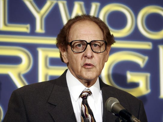 Philip Berk, then president of the Hollywood Foreign