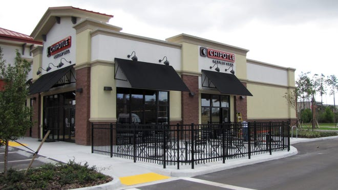 Chipotle Mexican Grill at Gulf Coast Town Center.