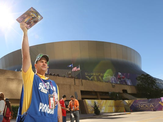 Arizona, New Orleans added to Super Bowl lineup, per report
