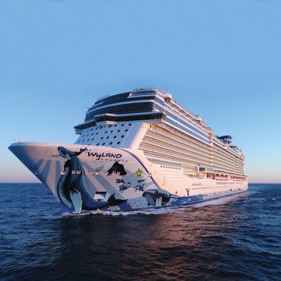 Five things to love about Norwegian Cruise Line's new Norwegian Bliss