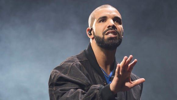Happy birthday, Drake?