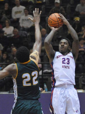 Zeek Woodley has been named to the All-Southland Conference first team.