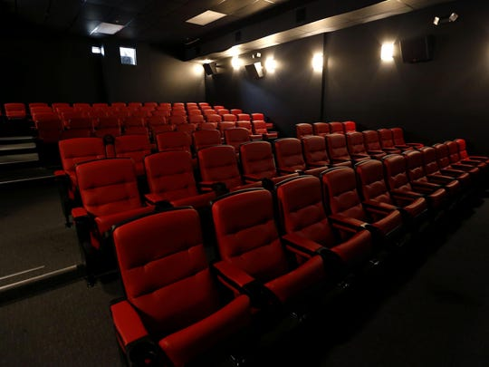 Skip the latest blockbuster and check out an indie movie at the Moxie Cinema downtown.