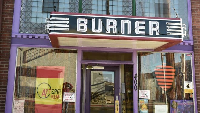 The Morris Burner Hotel is at 400 E. Fourth St. in Reno.