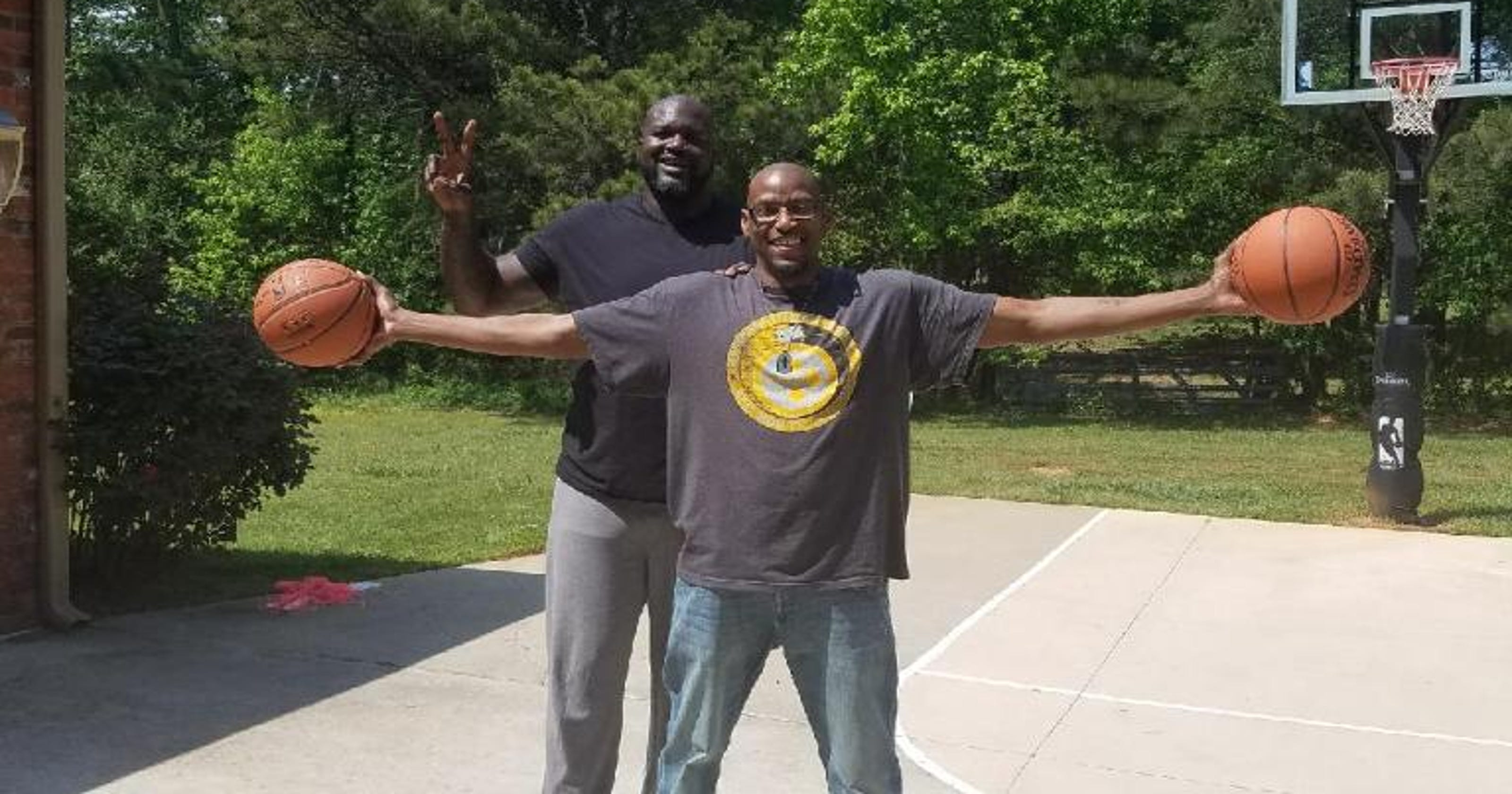 67a214450a2c76 The York man who taught Shaq how to play