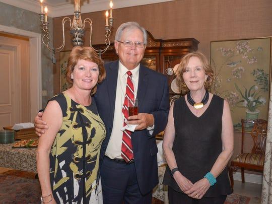 Donna and Dr. Mark Vigen, Caddo Dist. Court Judge Judge