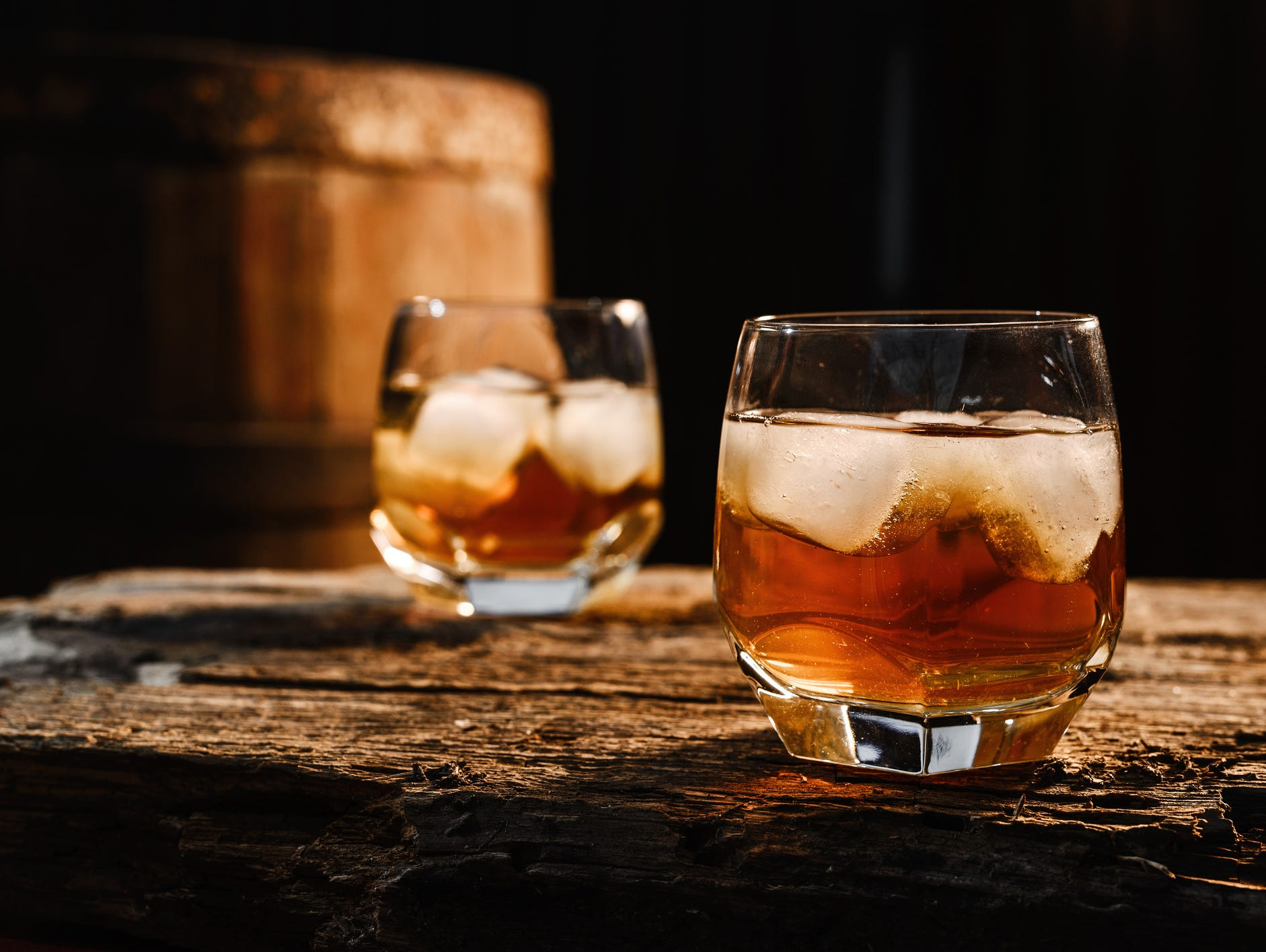 Learn all about bourbon with Wild Turkey master distiller Eddie Russell and USATN bourbon writer Bailey Loosemore.
