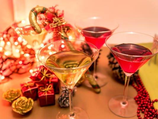 Cena y fiesta de navidad
