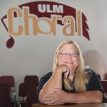 Deborah Chandler is Director of Choral Activities at the University of Louisiana at Monroe.