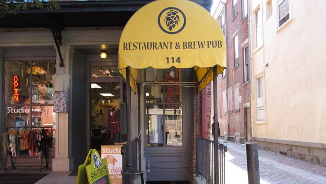 The Bandwagon Brewpub in Ithaca opened in December 2009.