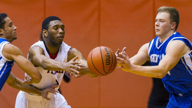 Eron Gordon in 2013 for North Central.