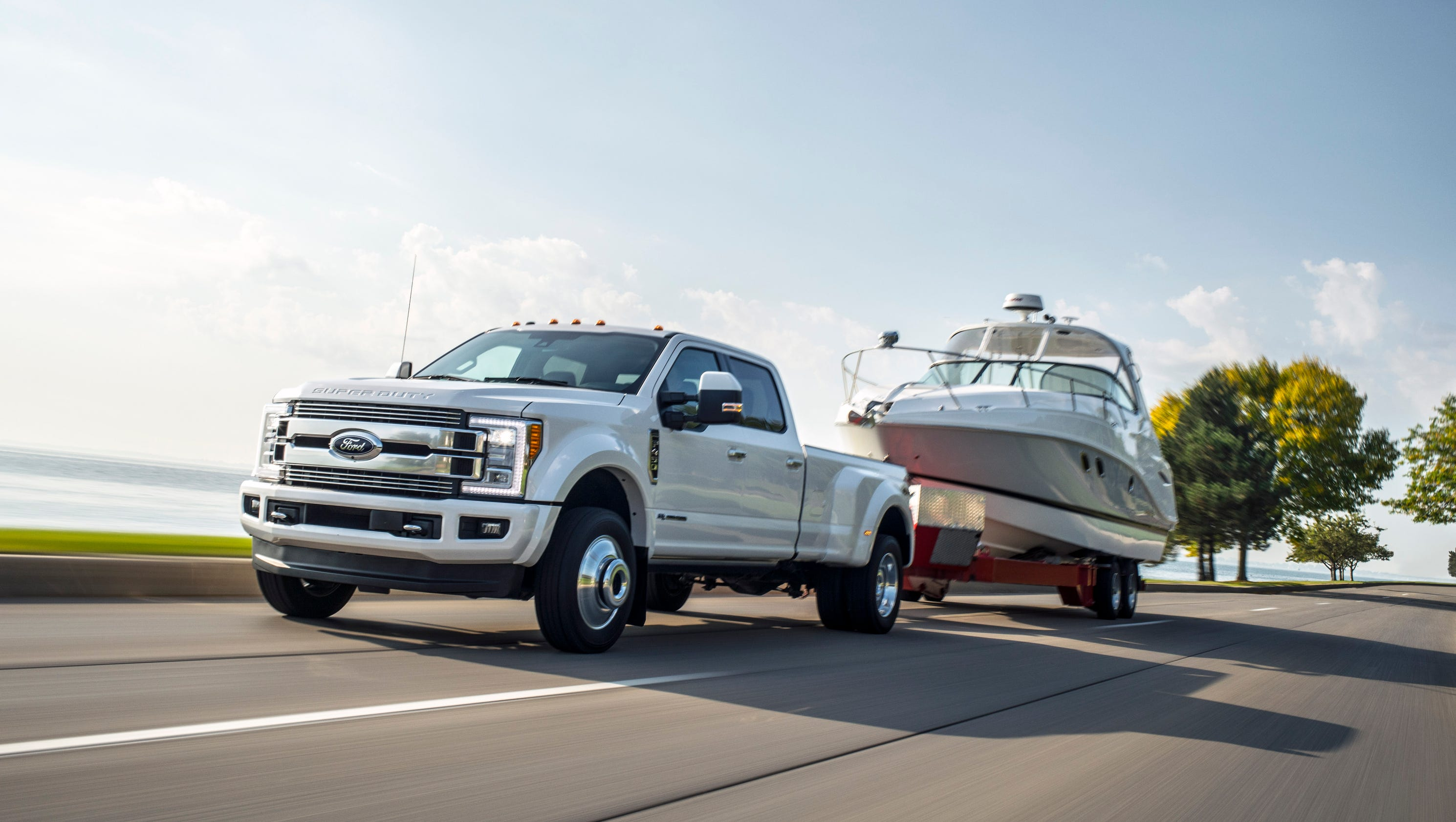 Ford: 2018 Super Duty to be most powerful heavy duty ...