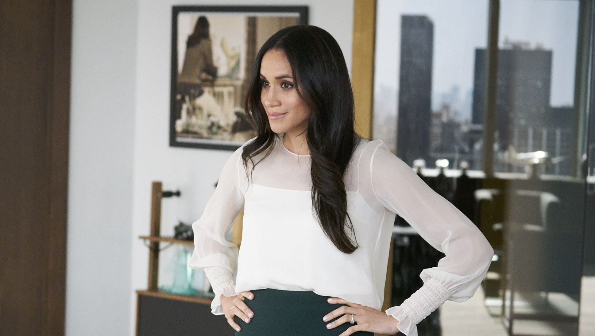 meghan markle s final suits a new job and a non royal wedding meghan markle s final suits a new