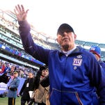 Coughlin was the Giants' head coach for 12 seasons