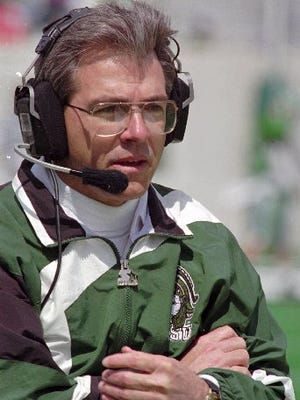 An emotional Nick Saban had second thoughts about leaving Michigan State in 1999, according to a new book.
