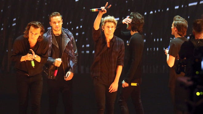 One Direction, performing on the German game show 'Wetten Dass,' will air a special on NBC as part of a new parternship with NBCUniversal.
