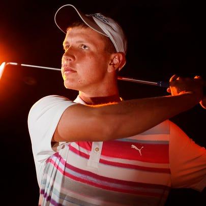 Kaukauna's Brock Hlinak is the Post-Crescent boys golf