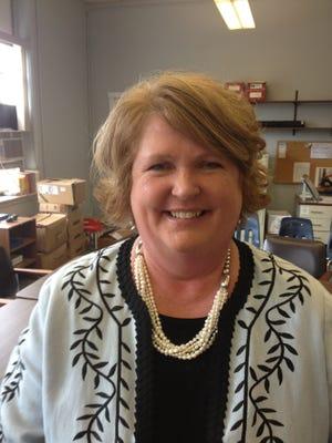 Debbie Lawwell, treasurer of Chillicothe City Schools
