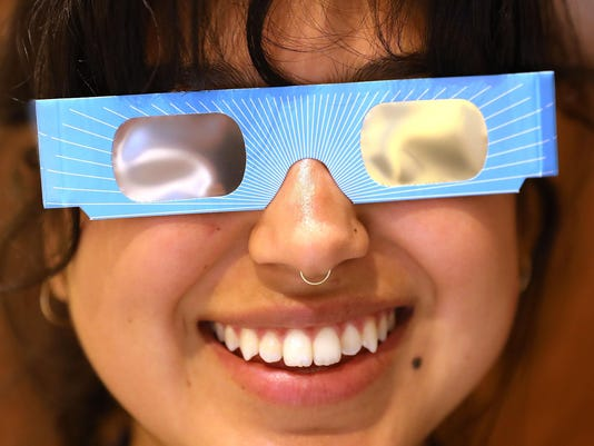 Eclipse Glasses, Season's Must Have For Upcoming Eclipse Viewing