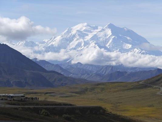 Alaska-Sightseeing Plane Crash