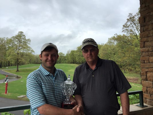 #257 is John Burch the winner of the championship division with Darrell Hart.jpg
