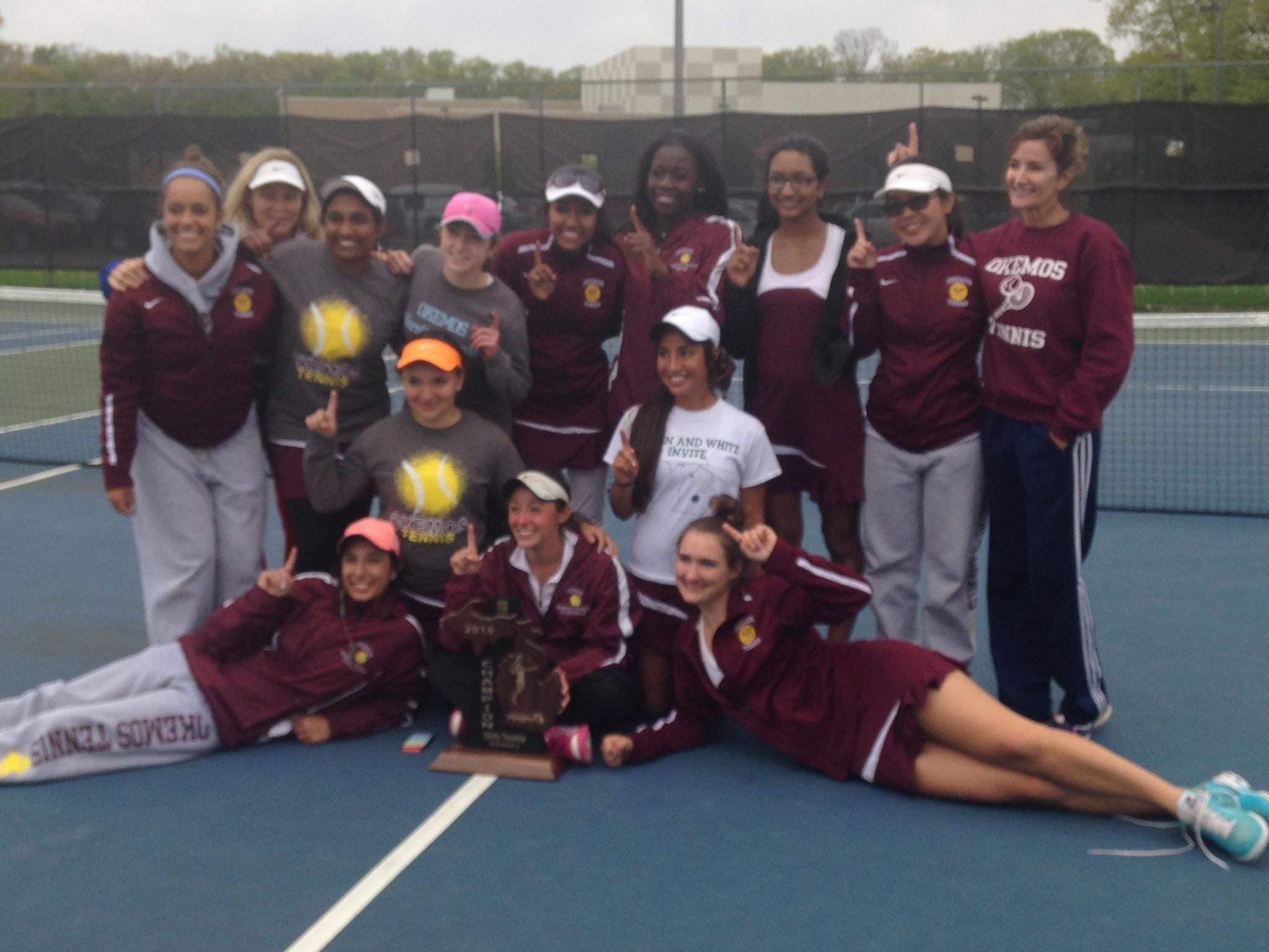 Okemos' girls tennis team will seek its first Division 2 state championship since 2001 at this weekend's state finals at Kalamazoo College.