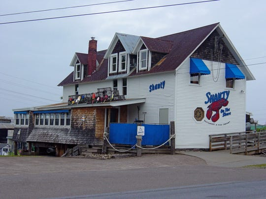 The Shanty on the Shore in Burlington.